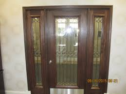 Interior Door Wood Amish Custom Doors Completed Shop Pictures Custom