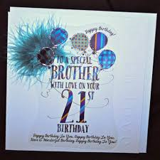 50th birthday cards for brother winclab info