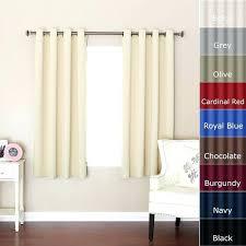 Sash Rod Curtains Doors With Curtains Large Size Of Door Door Side Window