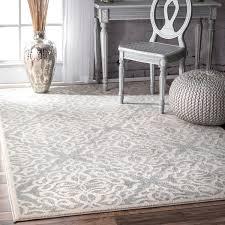 nuloom transitional modern fancy silver area rug 8 u0027 x 10 u0027 free