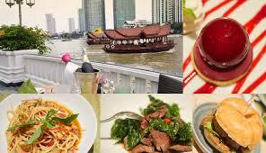 veranda cuisine photo ช วๆร มน ำก บอาหารก นง าย สบายๆ ณ verandah mandarin