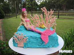 mermaid birthday cake mermaid birthday cake huggies birthday cake gallery huggies