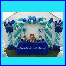 balloon arrangements los angeles teddy theme baby shower balloon decor set up yelp