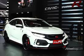 mobil honda civic first impression review honda civic type r 2017 indonesia