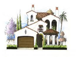 interesting spanish colonial revival house plans ideas best idea
