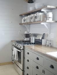 decorating ideas for kitchen shelves wood kitchen wall shelf open decoration rustic storage shelves