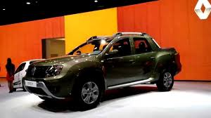 renault duster oroch salão de buenos aires renault duster oroch 2016 youtube