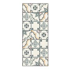tapis cuisine alinea tapis de cuisine carreaux de ciment 50x120cm en vinyle vistacimen3