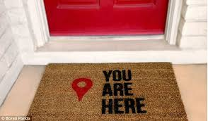 Come In And Go Away Doormat Hilarious Doormats Revealed In Online Gallery Daily Mail Online