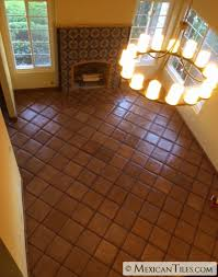 spanish floor mexican tile 12x12 spanish mission red terracotta floor tile