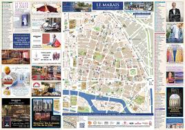 A New Map Of Jewish by Le Marais Map Free Map Of Paris Marais Parismarais