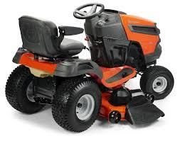 home garden u0026 more husqvarna yth24v48 24 hp yard tractor 48