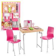 Esszimmertisch Blau Barbie Möbel Einrichtung Esszimmer Tisch U0026 S Real
