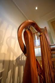 curved staircase stair gallery nk woodworking design openrise07