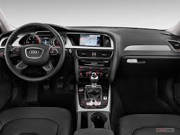 2004 Audi A4 Interior 2013 Audi A4 Prices Reviews And Pictures U S News U0026 World Report