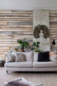 whitewashed wood wall mural interior design pinterest whitewashed wood wall mural