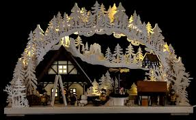 candle arch home decoration 72 43 cm 28 3 17in by ratags