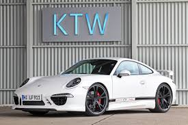 porsche modified ktw tuning porsche 911 991 carrera s techart