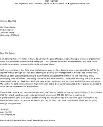 executive editor cover letter