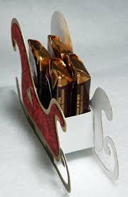christmas treat box u0026 place card teamknk