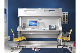lit superposé bureau lit bureau escamotable cool bureau rabatable bureau bureau