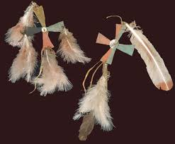 american plains indian hair ornaments
