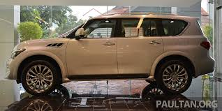 nissan infiniti 2015 infiniti qx80 now in malaysia 5 6 v8 suv on sale 2015 image 291596