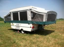 trailer garage pop up camper in jcbach u0027s garage sale in orland in for 2000