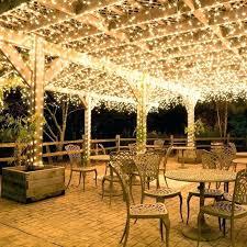 string lights outdoor backyard string lights ideas garden fairy lights solar best string