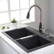modern kitchen tap bathroom modern kitchen decoration with kraus sinks also