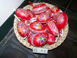 Easter Decorations In Greece by Tradition Of The Easter Egg Taste Of Europe