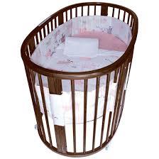 Stokke Bedding Set Stokke Sleepi Crib Bedding Set Tales Pink Crib Portable Crib
