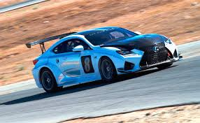 lexus rc coupe actor lexus rc f gt concept confirmed for 2015 pikes peak