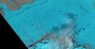 nioghalvfjerdsbræ 79 glacier northeast greenland u2013 from a