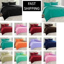 Hotel Down Alternative Comforter Twin Down Comforter 2pcs Green Piped Edge Reversible Down