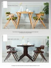 Folding Chair Leather Online Get Cheap Folding Chair Leather Aliexpress Com Alibaba Group