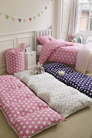 Folding Cushion Bed Bed In A Bag Sleepover Kids U0027 Sleepovers Fold Away Beds Rooms