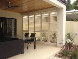 Outside Blinds And Awnings Boardwalk Shutters Gates And Screens In Perth Alfresco Pools