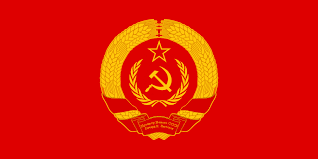 Sickle Russian Flag Soviet Flag Wallpaper