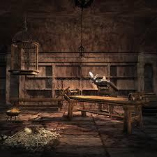 chambre des tortures chambre de d enquête illustration stock illustration du
