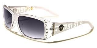 designer sonnenbrillen damen neu schwarz designer sonnenbrille kleo damen groß aviator wickel