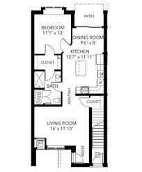 leed certified house plans marshall floor plan 2 bed 1 bath 890 sq ft corner park