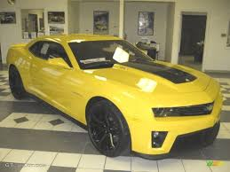 yellow camaro zl1 2013 rally yellow chevrolet camaro zl1 76500151 gtcarlot com