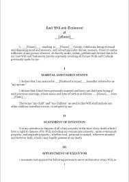 template wills 7 best arkansas last will and testament template form images on