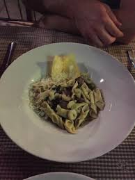 rondo cuisine istrian pasta with mushrooms and shrimp picture of rondo buje