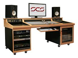 Studio Computer Desk by Allen U0026 Heath Studio Desks