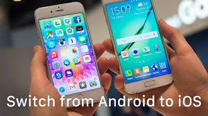 from android switch to iphone from android with the move to ios app