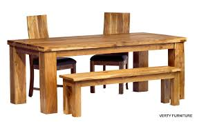 Slab Dining Room Table by Dining Room Charming Dining Room Furniture Using Acacia Wood
