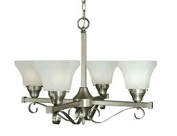 Brushed Nickel Chandeliers Brushed Nickel Chandelier With Shades Contemporary Brushed