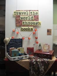 Arm Chair Travel Design Ideas 20 Year Library Display Ideas What Are You Reading